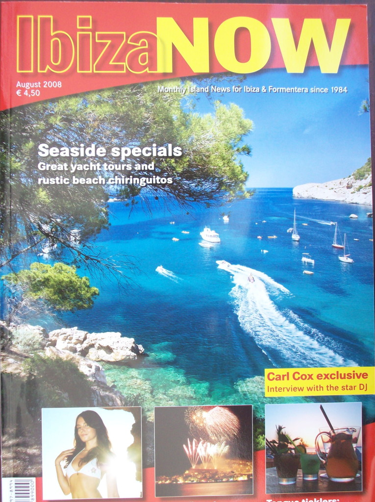 Ibiza Reflexology has arrived