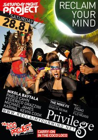 Events Privilege V.I.P. Lounge