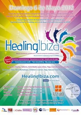 Healing Ibiza May-2012