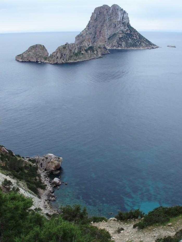 Atlantis fallen of the coast of Ibiza?