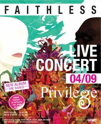 Faithless 2012